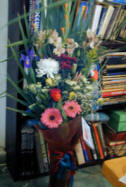 Various flowers are delivered to the Larnaca district of Cyprus every day - we have fresh beautiful bouquest, pot plants and other lovely gifts to show that you care